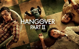 Preview wallpaper The Hangover Part II