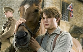 Preview wallpaper War Horse 2011