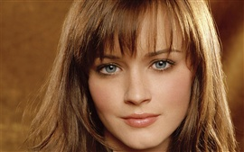 Preview wallpaper Alexis Bledel 02