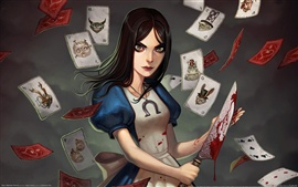 Preview wallpaper Alice: Madness Returns HD