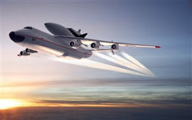 Preview wallpaper Antonov An-225 Mriya aircraft