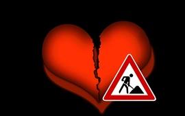 рассеянная любви