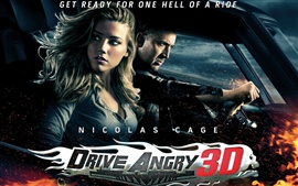 Preview wallpaper Drive Angry 3D