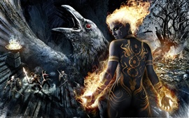 Preview wallpaper Dungeon Siege 3