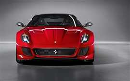 Preview wallpaper Ferrari 599 GTO supercar