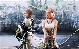 Preview wallpaper Final Fantasy XIII-2