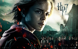 Preview wallpaper HP7 Part 2 Hermione