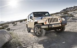 Preview wallpaper Jeep Wrangler