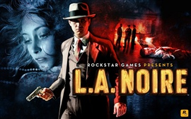 Preview wallpaper LA Noire