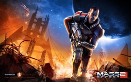 Preview wallpaper Mass Effect 2 HD