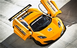 Preview wallpaper McLaren MP4-12C supercar