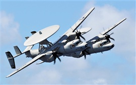 Preview wallpaper Military reconnaissance aircraft