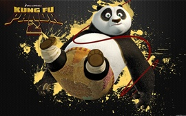 Preview wallpaper PO in Kung Fu Panda 2