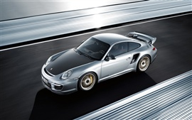 Preview wallpaper Porsche 911 GT2 RS 2010