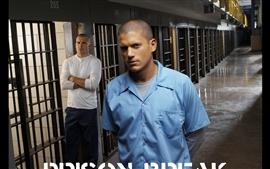 Vorschau des Hintergrundbilder Prison Break