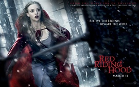 Preview wallpaper Red Riding Hood 2011