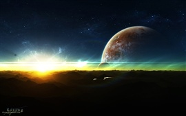 Rising Space Wallpapers Pictures Photos Images