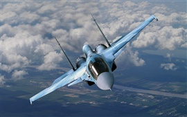 Preview wallpaper Su-35 Flanker-E