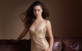 Preview wallpaper Summer Glau 02