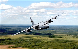 US air force bomber plane