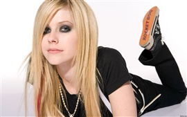 Preview wallpaper Avril Lavigne 07