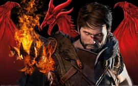 Preview wallpaper Dragon Age 2