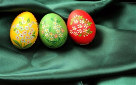 Easter egg artistic