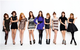 Preview wallpaper Girls Generation 14