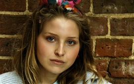 Preview wallpaper Jessie Cave 01