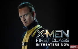 Magneto em X-Men: First Class 2011