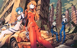 Preview wallpaper Neon Genesis Evangelion