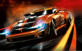 Preview wallpaper Ridge Racer 3D HD