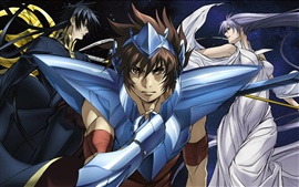Preview wallpaper Saint Seiya Hades Myth