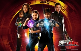 Preview wallpaper Spy Kids: All the Time in the World