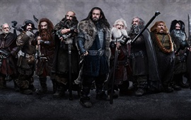 Preview wallpaper The Hobbit: An Unexpected Journey HD