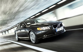 Preview wallpaper Volvo car in tunnel