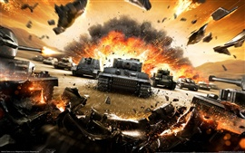 Preview wallpaper World Of Tanks