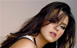 Preview wallpaper Alicia Machado 01