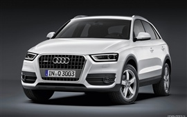 Preview wallpaper Audi Q3 2.0 TFSI 2011