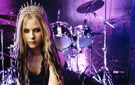 Preview wallpaper Avril Lavigne 08