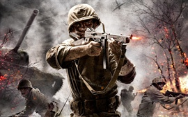 Preview wallpaper Call of Duty: World at War