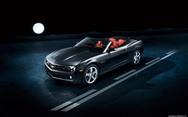 Preview wallpaper Chevrolet Camaro Convertible 2010
