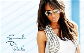 Preview wallpaper Emanuela De Paula 01