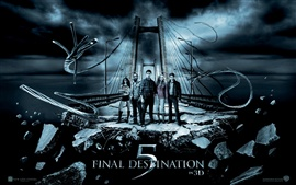 Preview wallpaper Final Destination 5 HD
