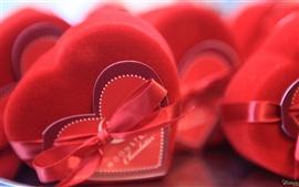 corações o amor