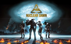 Amanecer nuclear