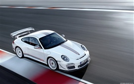 Preview wallpaper Porsche 911 GT3 RS 4.0 2011