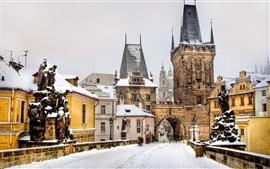 Praga cidade velha escultura
