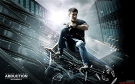 Preview wallpaper Taylor Lautner in Abduction