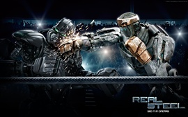 Preview wallpaper 2011 Real Steel